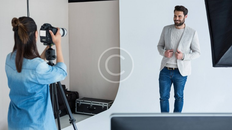 ویژگی های یک عکاس حرفه ای