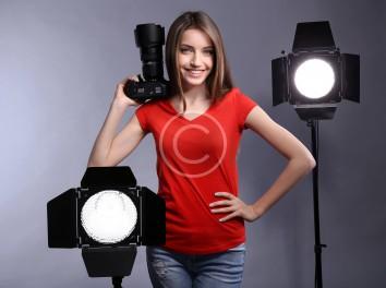 فرق عکاسی مدلینگ با عکاسی اسپرت